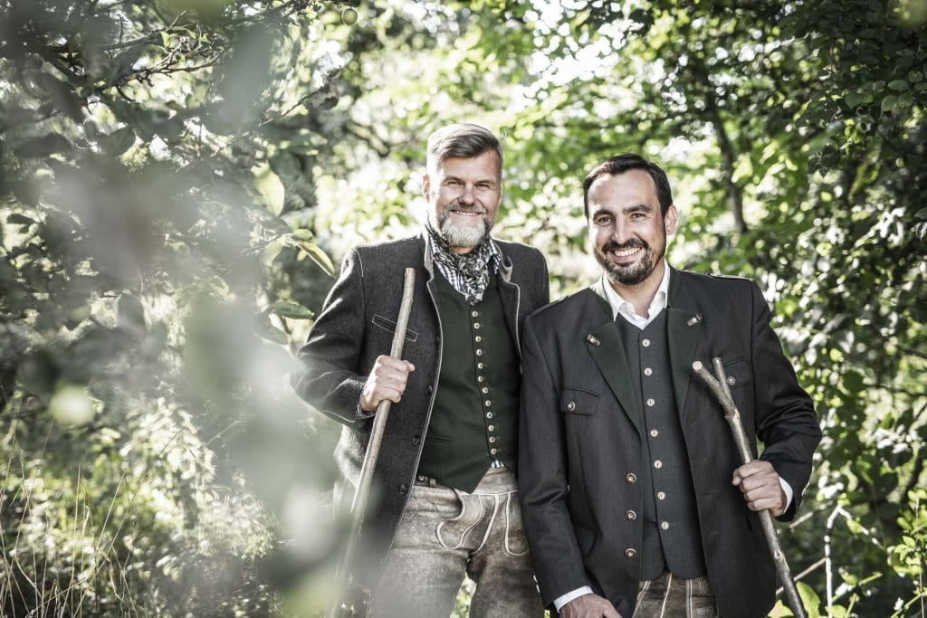 Jörg und Daniel